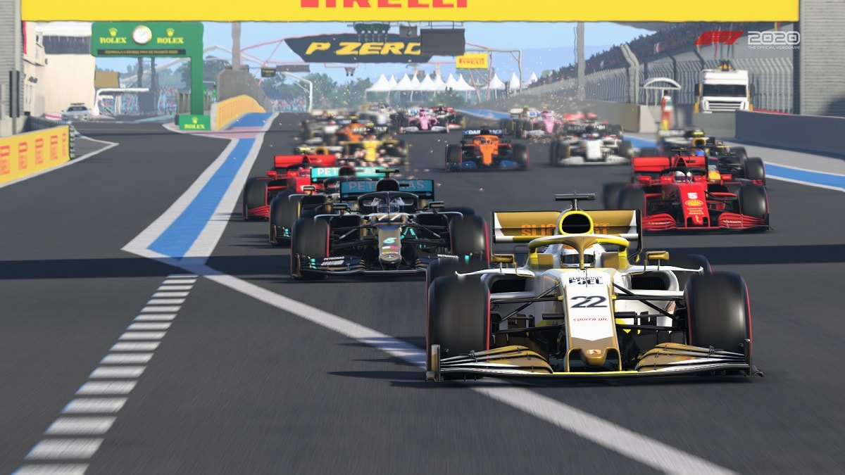 F1 2021 game Imola and Portimao: Codemasters could add these race tracks to the game